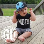 graphic tee for baby