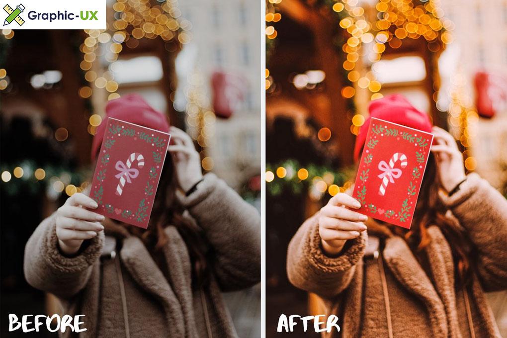 Santa's Gifts Lightroom Presets