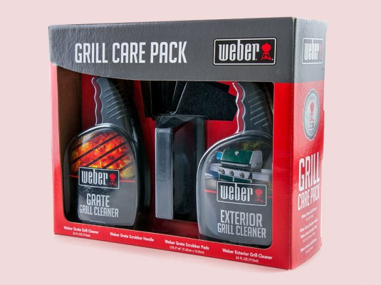 Weber - Grill Care Pack | Graphic Visual Solutions - Labels & Packaging