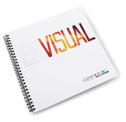 Be Visual - An Award-Winning Showcase of Specialty Print Techniques | Graphic Visual Solutions