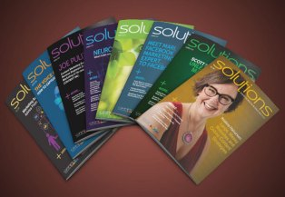 Graphic launches solutions magazine | Graphic Visual Solutions - Our History