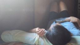 Peacefully sleeping..