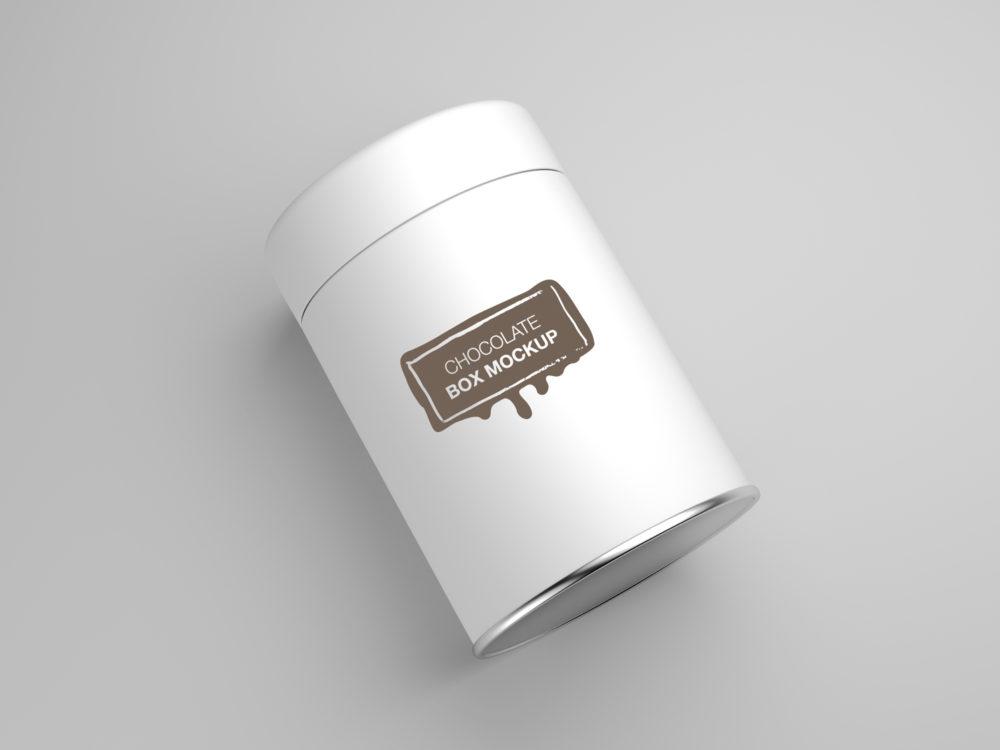 Download Chocolate Box Mockup - PSD Mockup - Download Now ...
