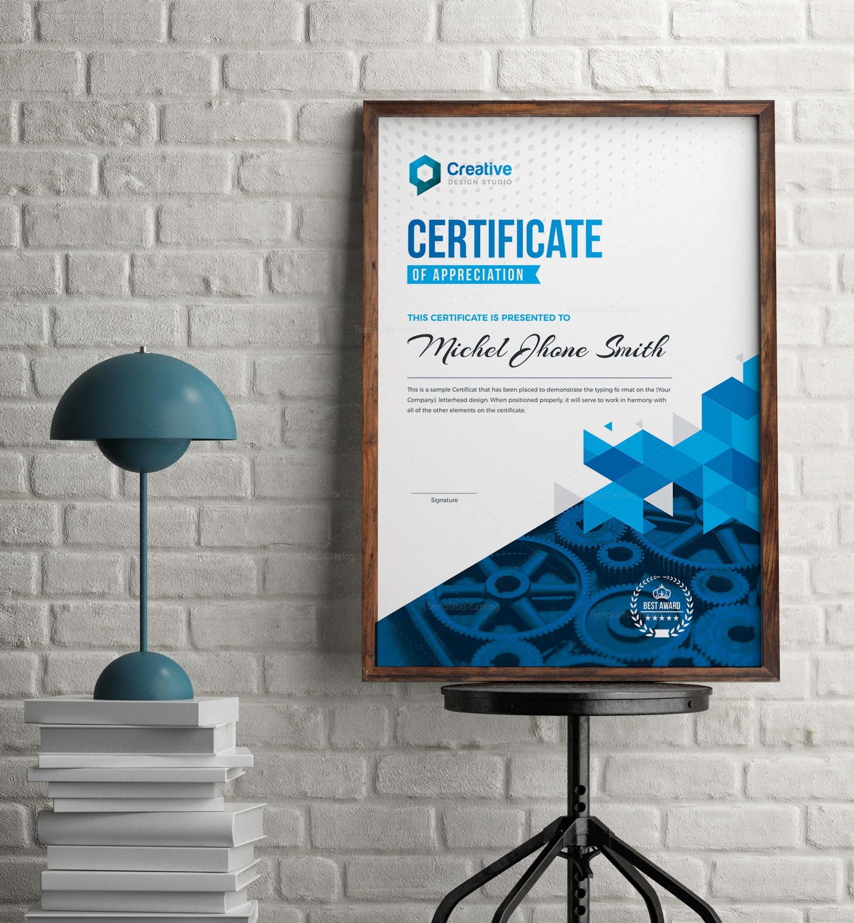 Top Certificate Templates