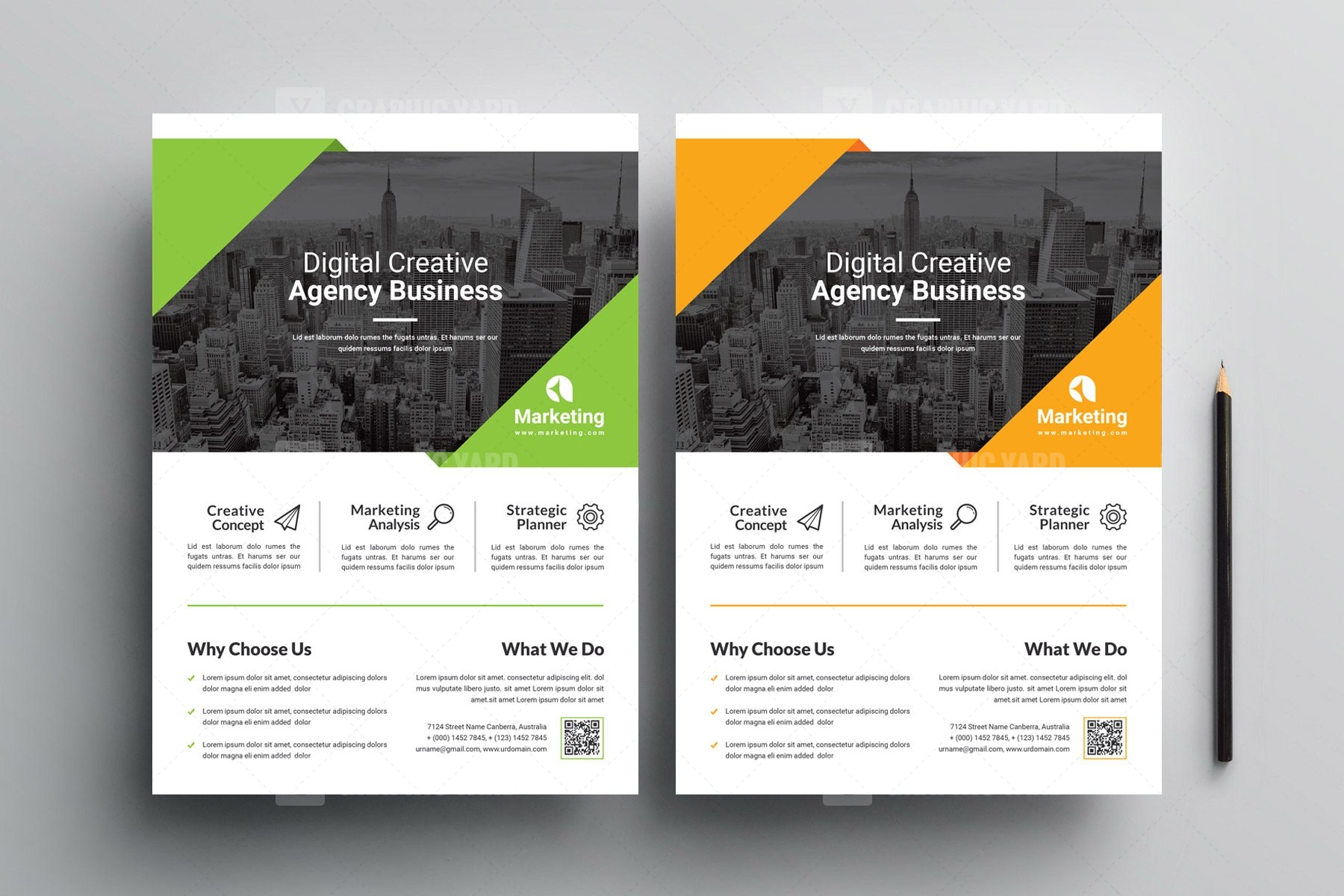 Psd Event Flyer Templates Graphic Yard Graphic Templates Store