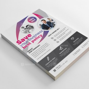 Clean Flyer Templates