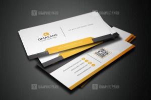 PSD Corporation Business Cards
