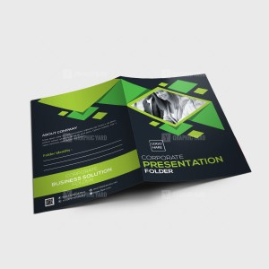 EPS Professional Folder Design