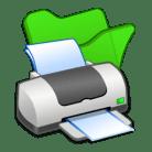 folder-green-printer-icon