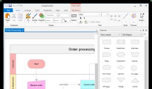 Windows 10, iPad, Android and Desktop Diagramming, Floor