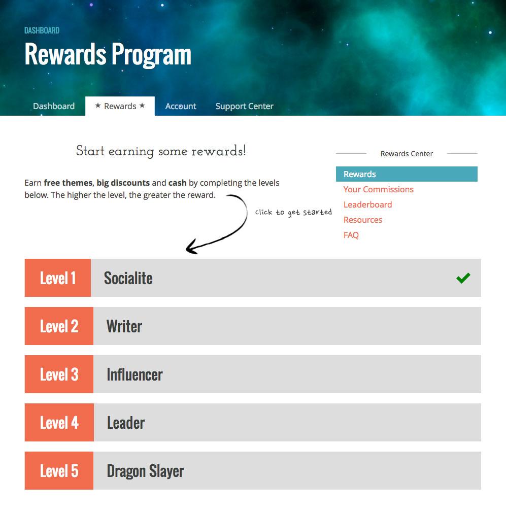 Rewards software program free trial