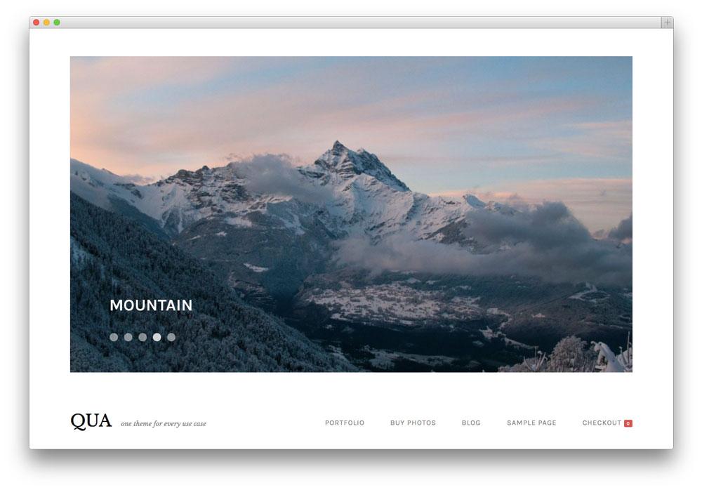 qua-wordpress-theme-slideshow