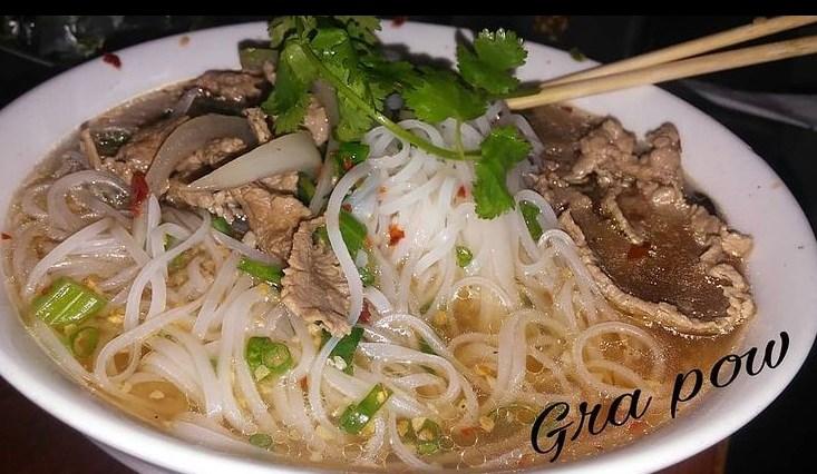 Pho Noodles Image