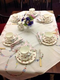 Vintage Afternoon Tea Party - Grappenhall Community Centre