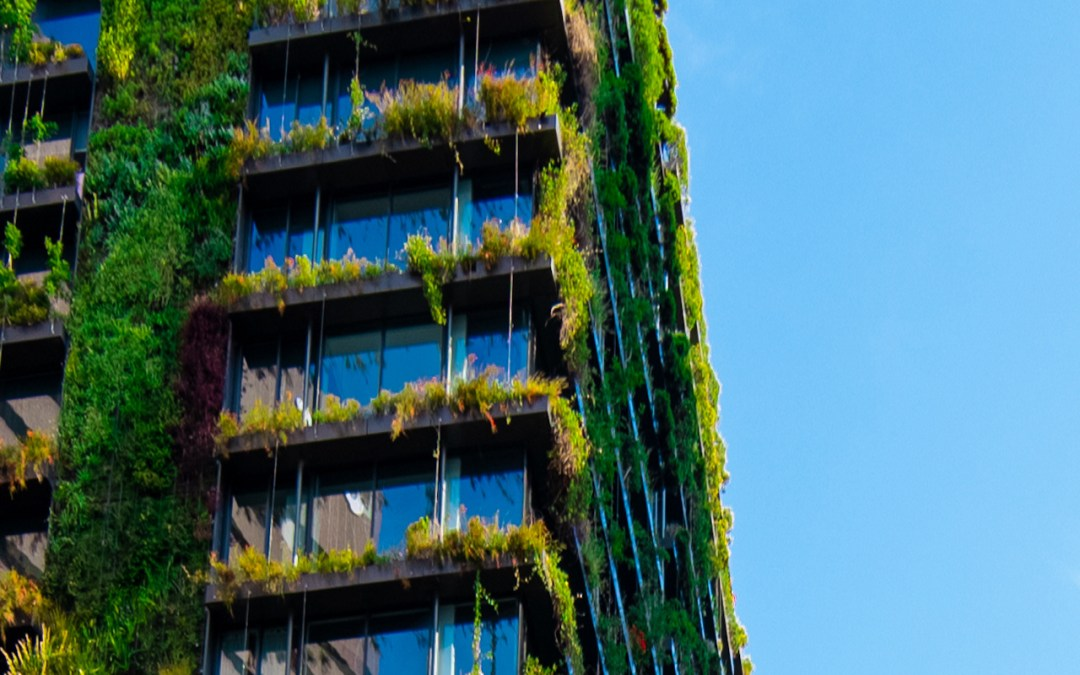 The Carbon Cost of Balconies
