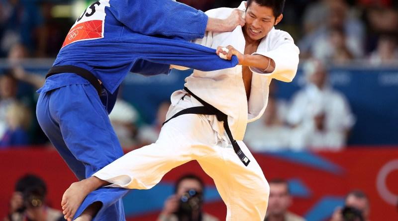 Joe Rogan Judo BJJ