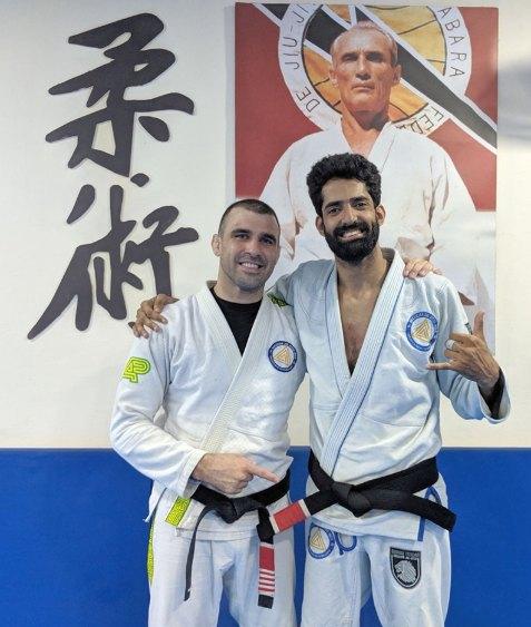 India now has its first Brazilian Jiu jitsu Black Belt