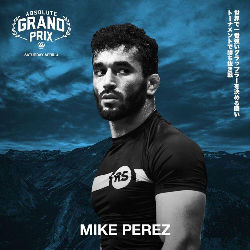 Mike Perez Polaris