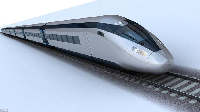 760mph trains Hyperloop