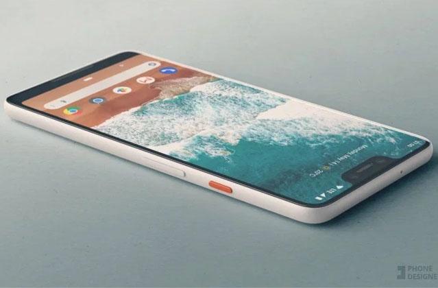 Google Pixel 3 XL prototype reveals deep notch and tweaked design