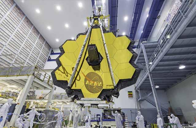 NASA Delays Launch of James Webb Space Telescope Untill 2020