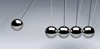 Physicists Built a Real Quantum Newton's Cradle