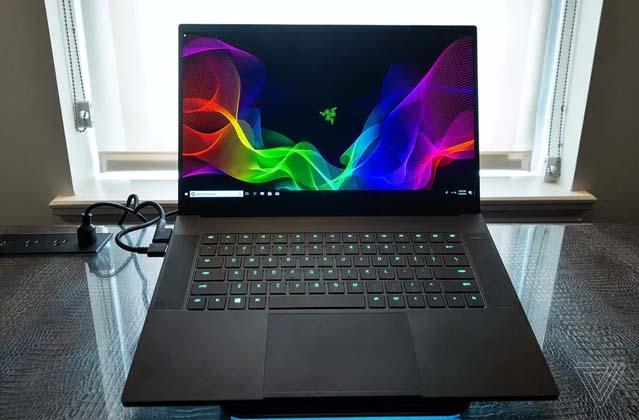 Razer Announces new 15.6-inch Blade Laptop with Nvidia Max-Q Graphics