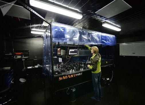Researcher at the Russian Quantum Center in Skolkovo Technopark, Moscow region