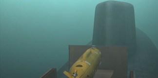 Russian testing underwater Drone Poseidon
