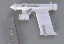 The Soviet Laser Space Pistol