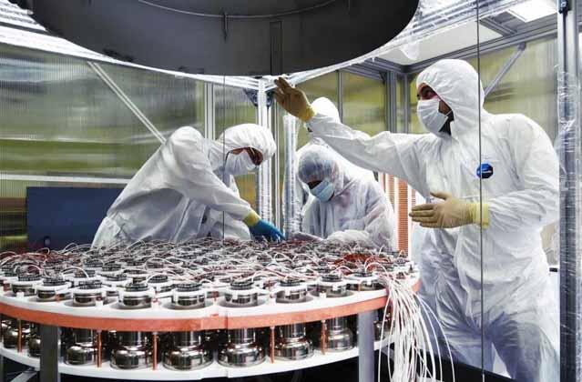 XENON1T Experimental Data Establishes Most Stringent Limit on Dark Matter
