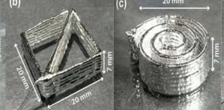 3D-printable alloy shows promise for flexible electronics, soft robots