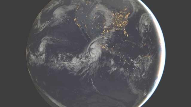 hurricane patricia nasa satellite