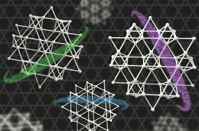 quantum electronic material