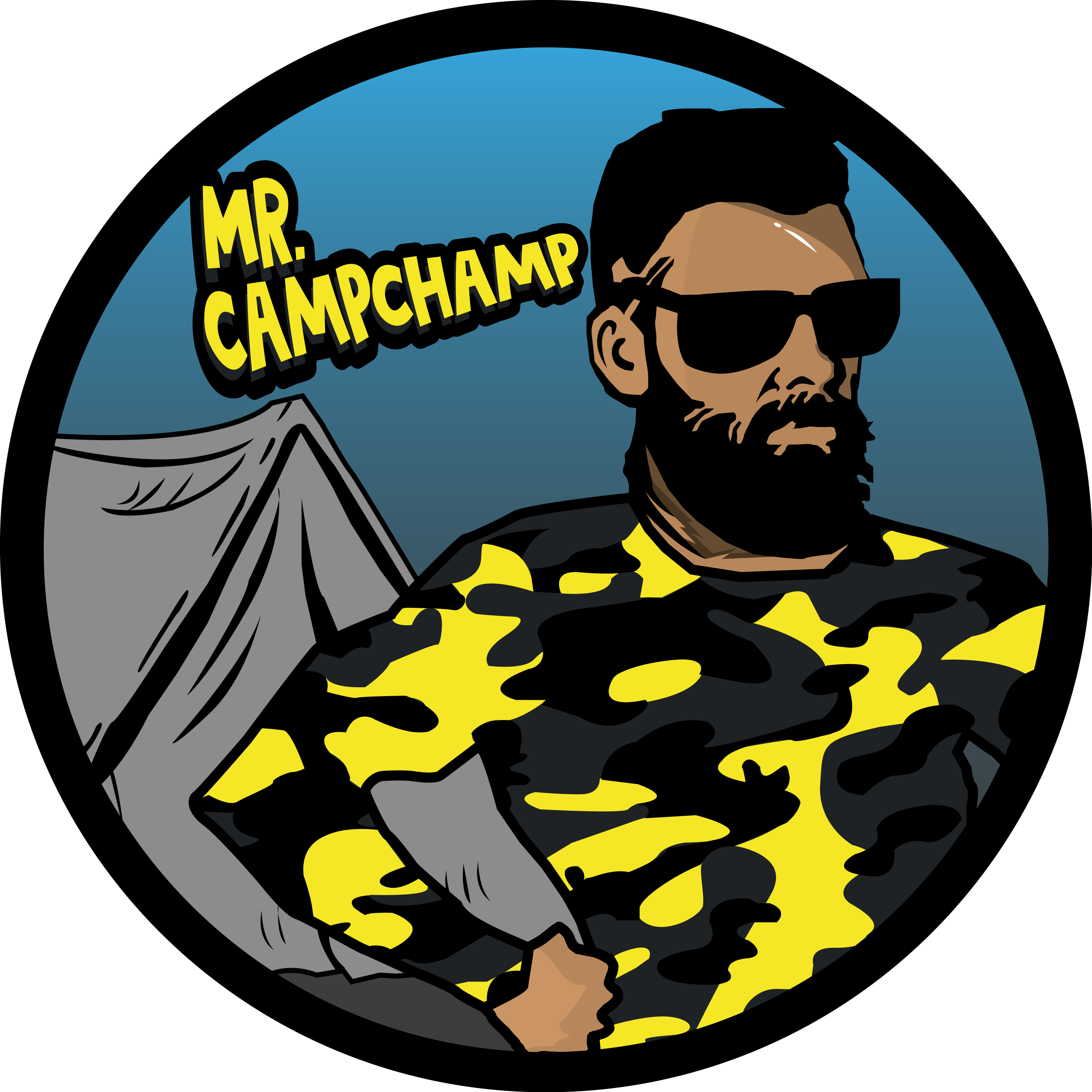 Mr.CampChamp Festival Camping Store – Graspop Metal Meeting