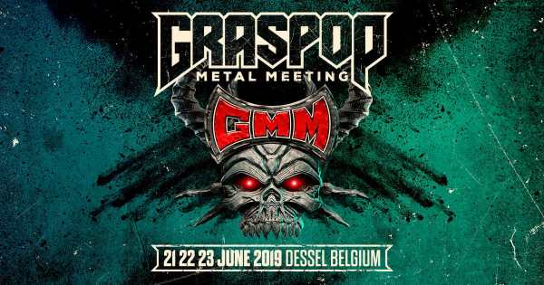 Mr.CampChamp @ graspop 2019