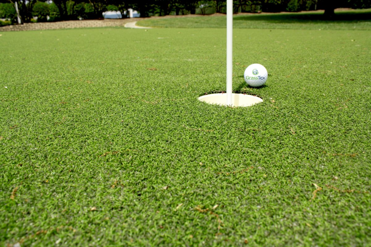 GrassTex Golf Putting Green
