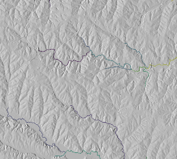 GRASS GIS manual: r.stream.extract