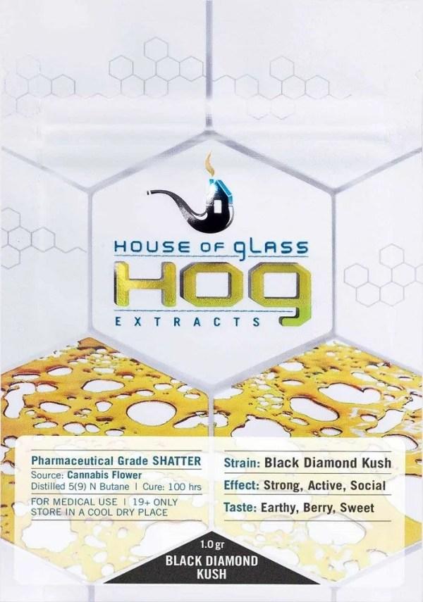Pharmaceutical-Grade-Shatter_Cannabis-Extract_Black-Diamond-Kush-2-Grass-Chief