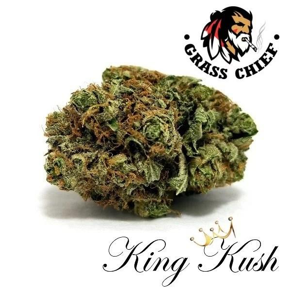 King Kush Grass Chief