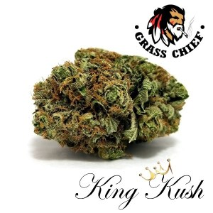 King Kush Grass Chief
