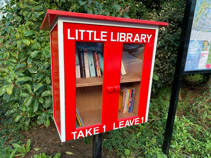 Little library GRASS
