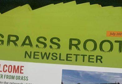 GRASS ROOTS Community Newsletter