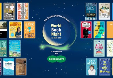 Celebrate World Book Night with Dame Jame