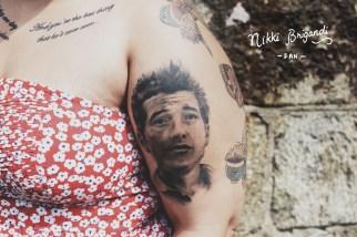 Best Tattoos of the 2014 Newport Folk Festival