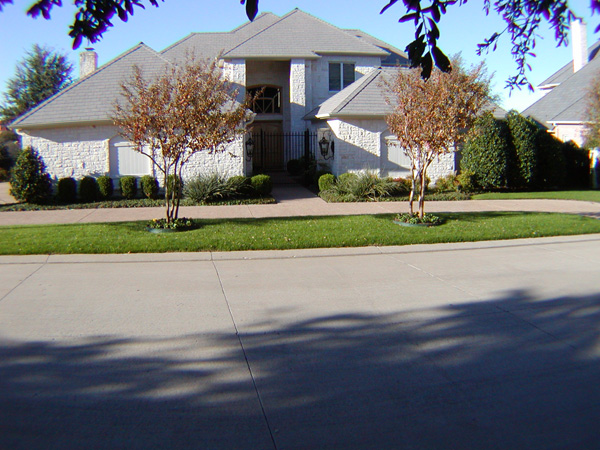 fort worth lawn care and sprinkler