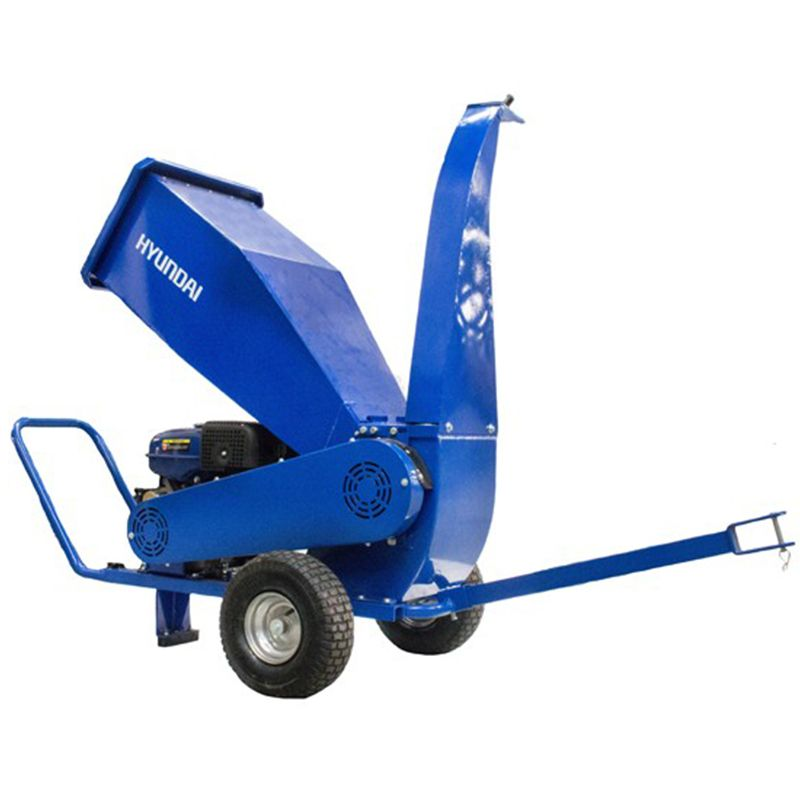 Heavy Duty Mulcher Chipper