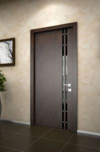 Interior doors styles: matching of dominant designing