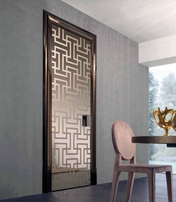 Interior Door Styles with Glass