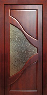Door Varnish & Galicia Oak Veneer 4 Panel Door Is Varnish